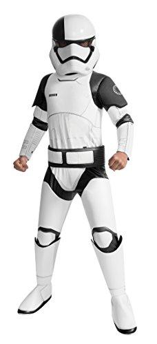 Executioner Trooper Super Deluxe Child Star Wars Kinderkostüm Fasching Filmheld ()
