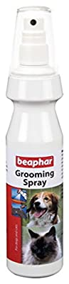 Beaphar De-Tangle Anti-Tangle Grooming Spray for Dogs Puppies Cats Kittens 150ml by Beaph-ar