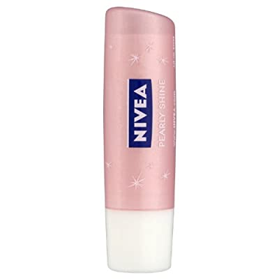 NIVEA Lip Care Pearl and Shine - 4.8 g