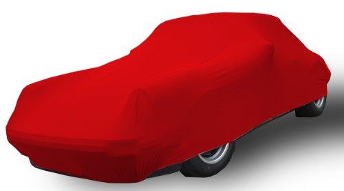 """Car-e-Cover, Autoschutzdecke """"Perfect Stretch"""", elegant formanpassend, atmungsaktiv für den Innenbereich, drei Farben, acht Größen"""