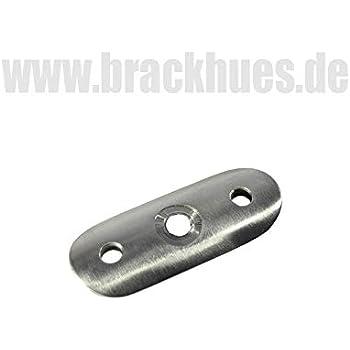 Edelstahl Verbindungsstift V2A Handlaufst/ütze Handlaufhalter B/ügel Gel/änder #13
