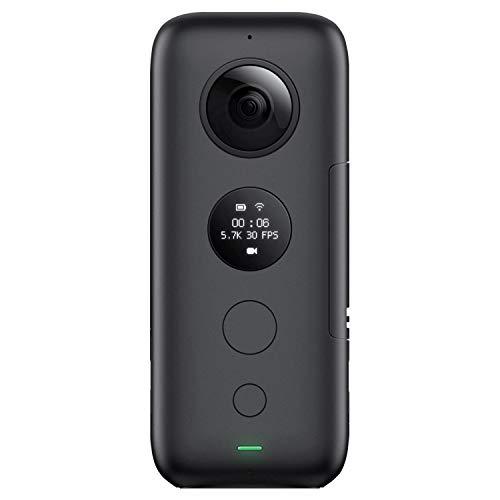 Insta360 ONE X - Videocámara 360° con Resolución de Video 5.7K, Fotos de...