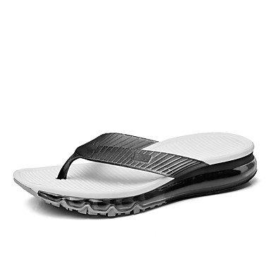 Sandalen WoMens Stiefel Winter CasualKeilabsatzFeder Sandalen Pantoffeln US12 / EU45 / UK11 / CN48
