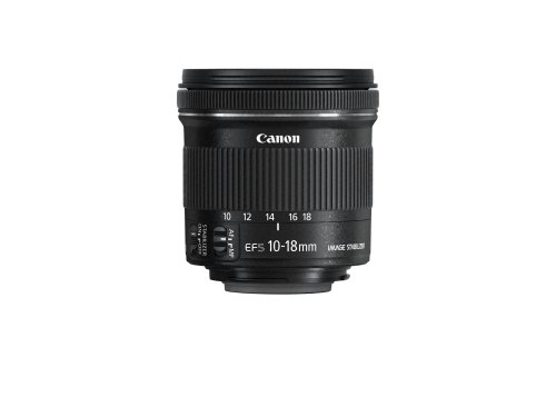Canon EF-S 10-18 mm f:4.5-5.6 IS STM