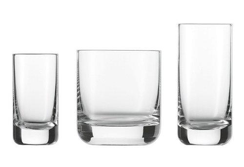 Schott Zwiesel Convention Schnapsglas, Glas, durchsichtig, 7,7 x 3,8 cm