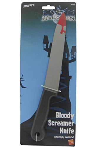 Smiffys Cuchillo con Manchas de Sangre