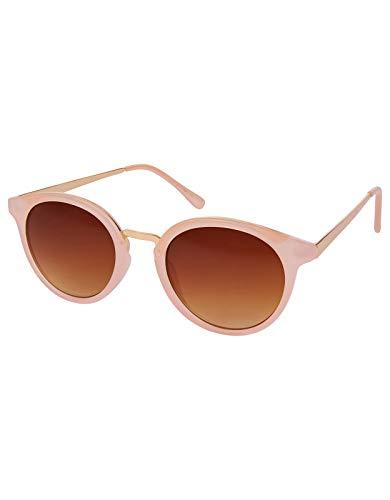 Monsoon Damen Pia Pastell Sonnenbrille Preppy Sunglasses Sonnenbrillen - Einheitsgröße