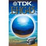 TDK EC-45 EHGEN VHS-C Video-Kassette