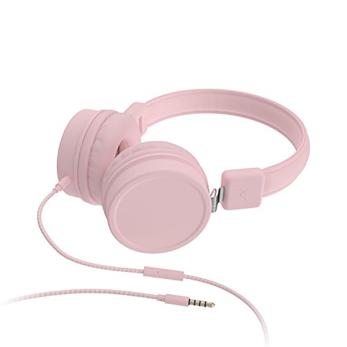 KitSound Brooklyn On-ear Pink