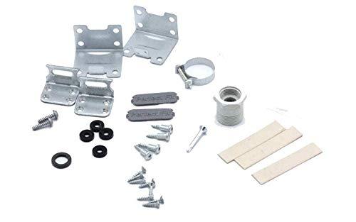 Kit montaje encajar puerta referencia: 1561844208para lavavajillas IKEA