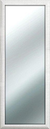 Specchio Da Parete Mirror Sharon 50x130 Cm White