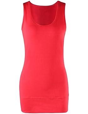 Angelia Girl - Camiseta sin mangas - para mujer
