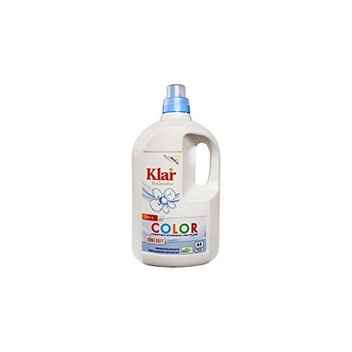 Klar Bio Basis Sensitive Color Waschmittel (1 x 2 l)