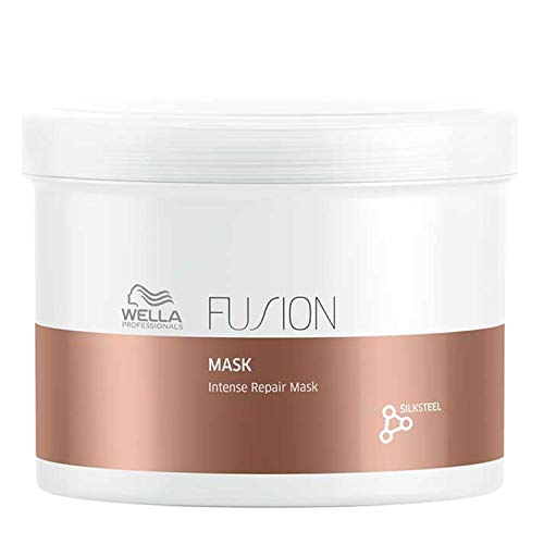 Wella Fusion Repair Mask, 1er Pack (1 x 500 ml)