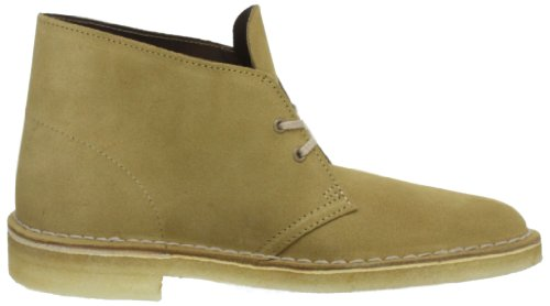 Clarks Desert Boot 20353840 Herren Desert Boots Braun (Caramel)