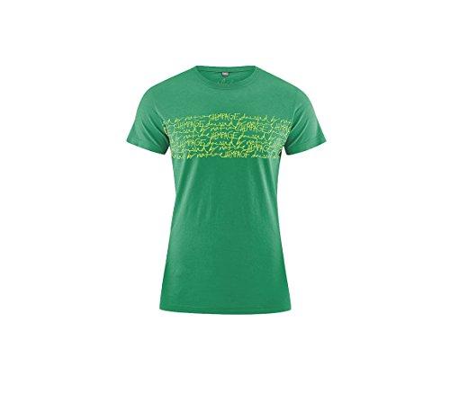 HEMPAGE Herren T-Shirt smarag