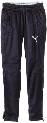 PUMA Kinder Hose Training Pants, new navy-white, 152, 653824 06