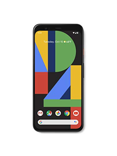Pixel 4-64GB (Just Black)