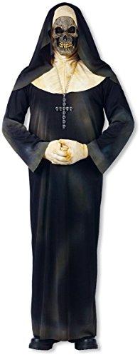 Finstere Zombie Nonne (Horror Size Kostüme Plus)