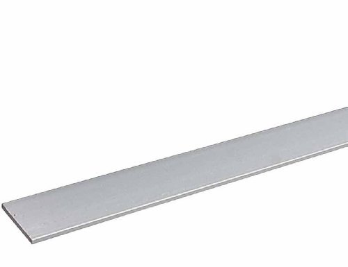M-D Building Products 58180 2-Inch by 1/4-Inch by 72-Inch Flat Bar Mill by M-D Building Products -