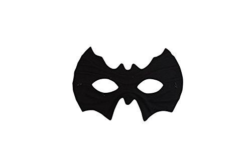 Fledermaus Maske Schwarz Maskerade Maske Kostüm Karneval Maskerade mask Verkleidung Fasching Shades of Grey (Fledermaus Maske Kostüm)
