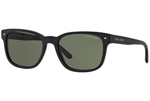 Armani Unisex AR8049 Sonnenbrille, Schwarz (Black 504231), One Size (Herstellergröße: 56)