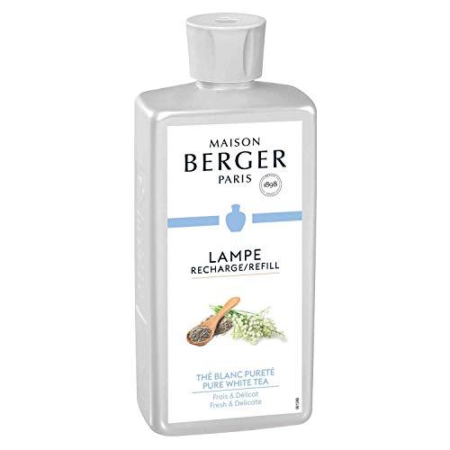 Lampe Berger Lampe berger raumduft nachfüllpack thé blanc pureté aromatischer weißer tee 500 ml