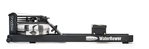Waterrower Shadow S4 - Vogatore, colore: Nero