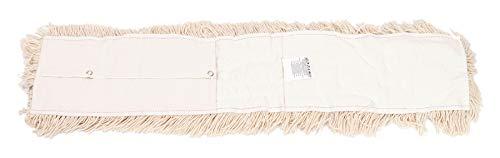 Recambio mopa algodón 100 %. Medida 75 cm