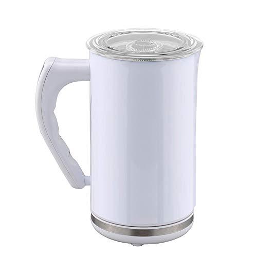 Milk Bubbler,CNMF 500W automatischer Milchschäumender Kaffee heiße Milch Milk Bubbler milchwarmer und kalter Schaum Rühren und Erhitzen