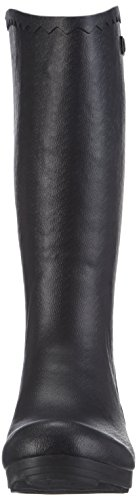Aigle Victorine Fur, Bottes Classiques Femme Noir (Noir)