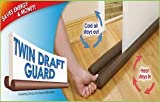 #8: Twin Door Draft Guard. Stop Unwanted light and Stop escaping of cool air from air conditioner split or Window by Bhagwati Enterprise