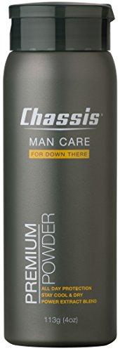 Chassis Premium Körperpuder Für Männer