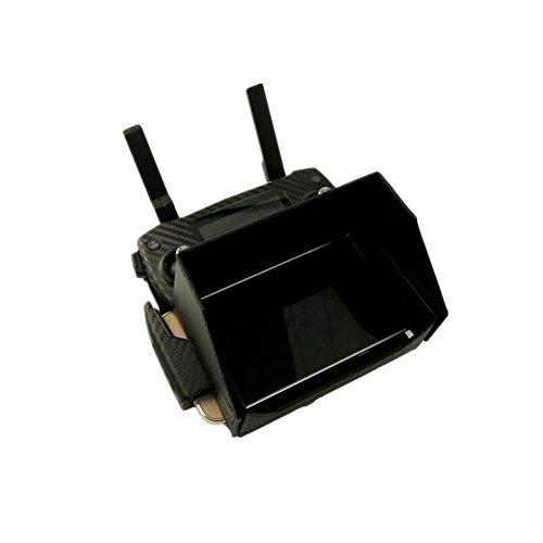 Preisvergleich Produktbild Zhuhaixmy Handys Sonnenschirm Haube Blendschutz Sonne Visier Hülle Deckel Kit für DJI Mavic Pro Controller