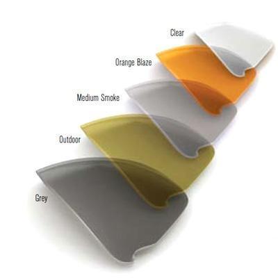 Nike SHOW X1AF Sonnenbrille Ersatz Objektive-eva143, transparent