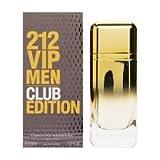 CH 212 Vip Men Club Edition Edt 100ml Wi...