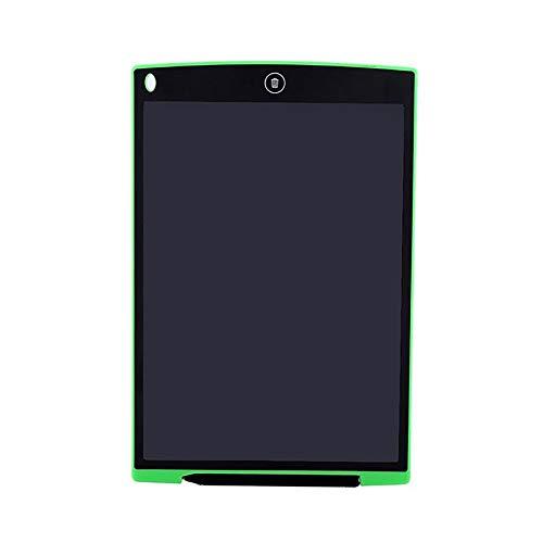 """Peanutaod 12\""""LCD-Bildschirmtablett Digital-Bildschirmtablett Manuscrito Con lapiz óptico Bloque de dibujo electrónico Tabla de Colores"""