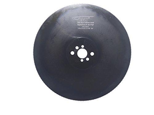 Metall-Kreissägeblatt Hss DMO5 315 x 2,5 x 32 mm 240 Zähne Sägeblatt Kreissägeblatt Metallsägeblatt