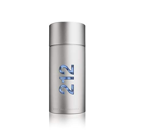 Carolina Herrera 212 Men 200 ml EDT Spray, 1er Pack (1 x 200 ml) (212-spray-männer)