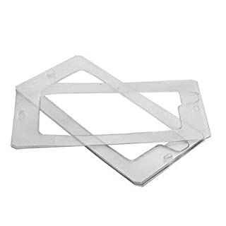 Allegro Industries - Nova 2000 Replacement Peel Off Lens (50/Pkg)