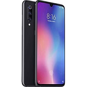 "Xiaomi Mi 9 16,2 cm (6.39"") 6 GB 128 GB SIM Doble 4G Negro 3300 mAh - Smartphone (16,2 cm (6.39""), 6 GB, 128 GB, 48 MP, Android 9.0, Negro)"