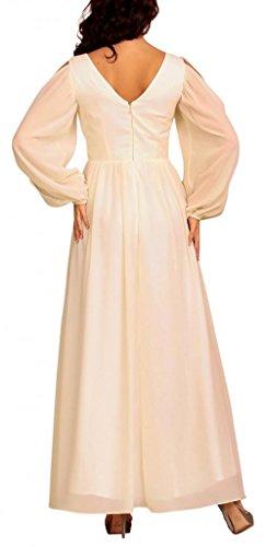 My Evening Dress Scarlett, Robe Femme Crème