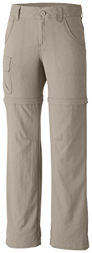 columbia-silver-ridge-iii-convertible-pant-pantalon-fille-fossil-fr-m-taille-fabricant-m