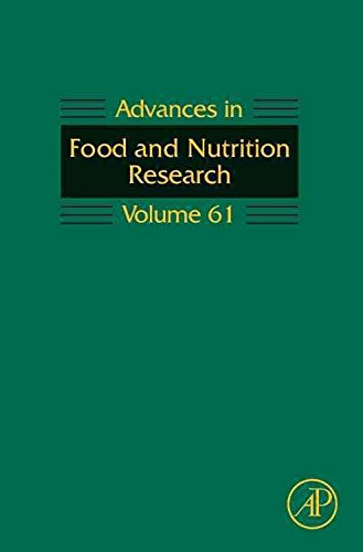 [(Advances in Food and Nutrition Research: Volume 61)] [Volume editor Steve Taylor] published on (December, 2010)