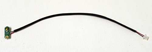 Dell Studio 155515571558Power Switch Button Board With Cable DD0FM8PB000, [UK Import] -