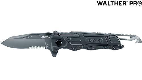 Walther Cuchillo Pro Rescue Knife Negro, 5.2013