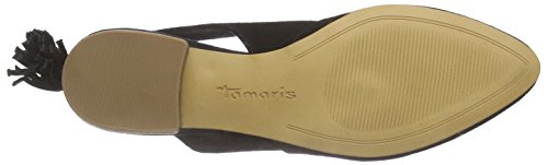 Tamaris Damen 29402 Pumps Schwarz (Black 001)