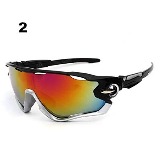 ZKAMUYLC Sonnenbrille2019 Radfahren Brille uv400 männer Frauen fahrradbrillen Brille MTB Sport Sonnenbrille wandern Angeln laufbrillen Winddicht
