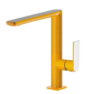 Preisvergleich Produktbild Tres Grifería 20020502AMD–Drei Wasserhähne–Einhebelmischer für Waschbecken Auslauf 35x 15mm.