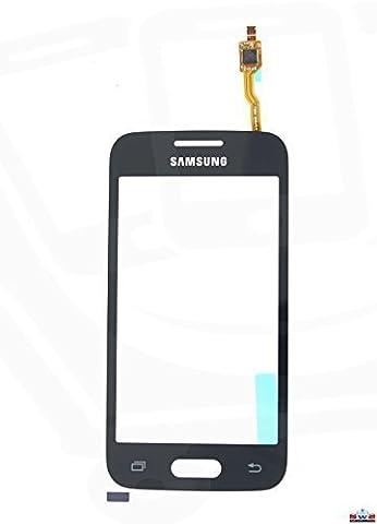 SWS® Ecran Vitre Tactile Noir de Remplacement pour Samsung GALAXY